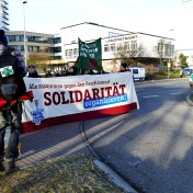 Solidarität organisieren
